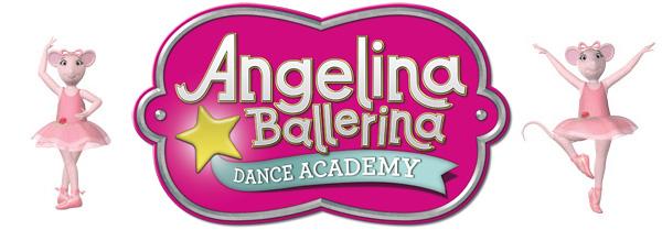 Images Of Angelina Ballerina Logo Spacehero